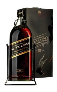 Виски Johnnie Walker Black Label 3 л