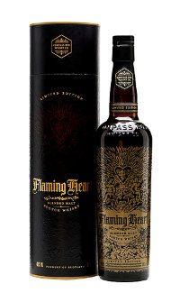 Виски Compass Box Flaming Heart 0.7 л