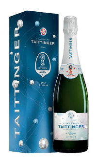 Шампанское Taittinger Brut Reserve FIFA World Cup Special Edition 0.75 л