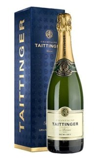 Шампанское Taittinger Demi-Sec 0.75 л