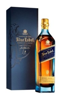 Виски Johnnie Walker Blue Label Ghost and Rare 0.7 л