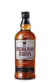 Виски Highland Queen 3 Years Old 0.5 л