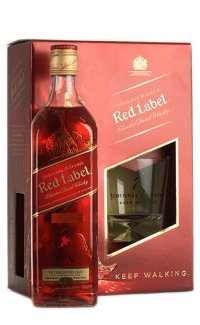 Виски Johnnie Walker Red Label 0.7 л