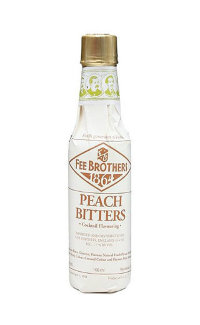 Настойка Bitters Fee Brothers Peach 0.15 л