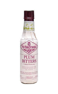 Настойка Bitters Fee Brothers Plum 0.15 л