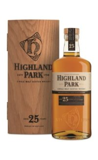 Виски Highland Park Aged 25 Years 0.7 л