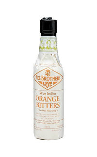 Настойка Bitters Fee Brothers West Indian Orange 0.15 л