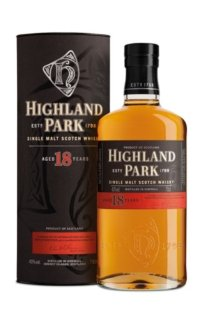 Виски Highland Park Aged 18 Years 0.7 л