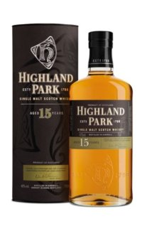 Виски Highland Park Aged 15 Years 0.7 л