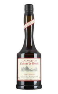 Кальвадос Chateau du Breuil Fine Calvados 3 Years 0.35 л