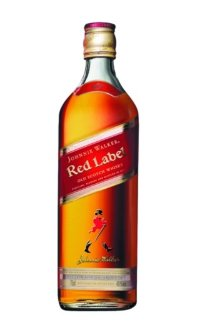 Виски Johnnie Walker Red Label 0.05 л