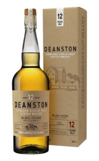 Виски Deanston Aged 12 Years 0.7 л