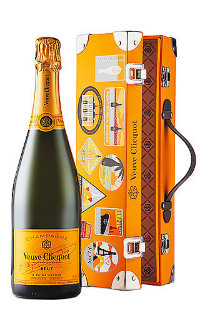 Шампанское Veuve Clicquot Trunk Brut 0.75 л
