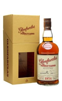 Виски Glenfarclas 1974 The Family Casks 0.7 л