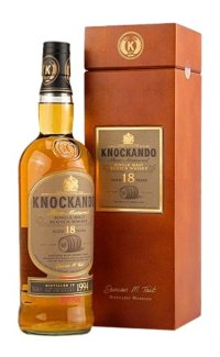 Виски Knockando 18 years Slow Matured 0.7 л