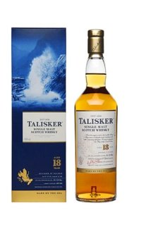 Виски Talisker 18 Years Old 0.7 л