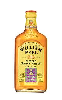 Виски William Peel 0.5 л