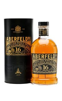Виски Aberfeldy 16 Years Old 0.7 л