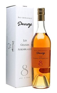 Арманьяк Francis Darroze Bas-Armagnac Les Grands Assemblages 8 ans d'age 0.7 л