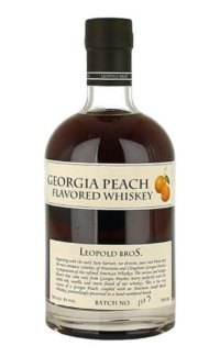 Виски Leopold Brothers Georgia Peach Flavored 0.7 л