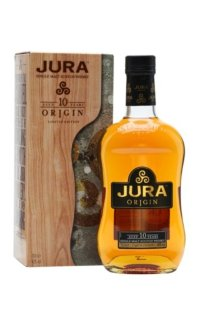 Виски Isle Of Jura 10 Years Old 0.7 л