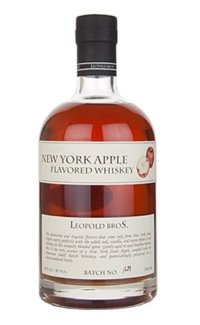 Виски Leopold Brothers New York Apple Flavored 0.7 л