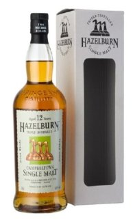 Виски Hazelburn Campbeltown 12 Y.O.single malt 0.7 л