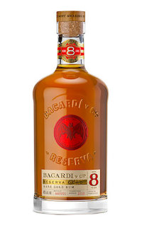 Ром Bacardi Reserva Superior 8 Years 0.7 л