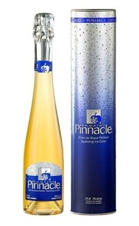 Сидр Domaine Pinnacle Sparkling Ice Cider 0.375 л