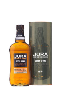 Виски Isle of Jura Seven Wood 0.7 л