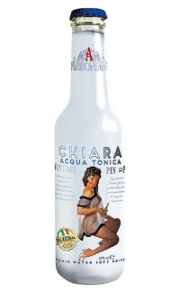 Лимонад Abbondio Pin Up Acqua Tonica 0.275 л