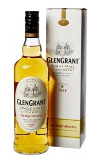 Виски Glen Grant The Major's Reserve 0.7 л