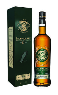 Виски Inchmurrin Single Malt 12 Y.O. 0.7 л