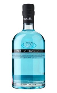 Джин The London №1 Original Blue Gin 0.7 л