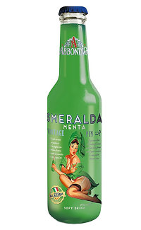 Лимонад Abbondio Pin Up Menta 0.275 л