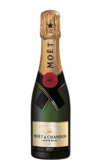 Шампанское Moet & Chandon Brut Imperial 0.2 л