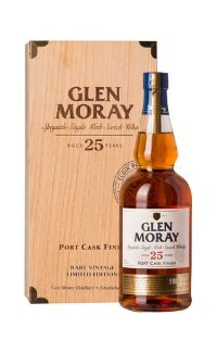 Виски Glen Moray 25 Years Port Cask Finish 0.7 л