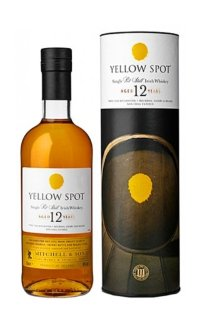 Виски Yellow Spot 12 Y.O. Single Pot Still Irish Whiskey 0.7 л